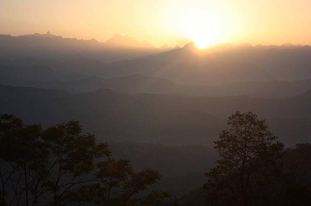 Mes incroyables réveils népalais me ma