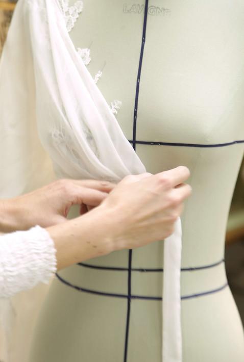 Mary Viloteau Robes de Mariée Atelier