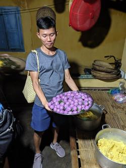 Dessert Dumplings