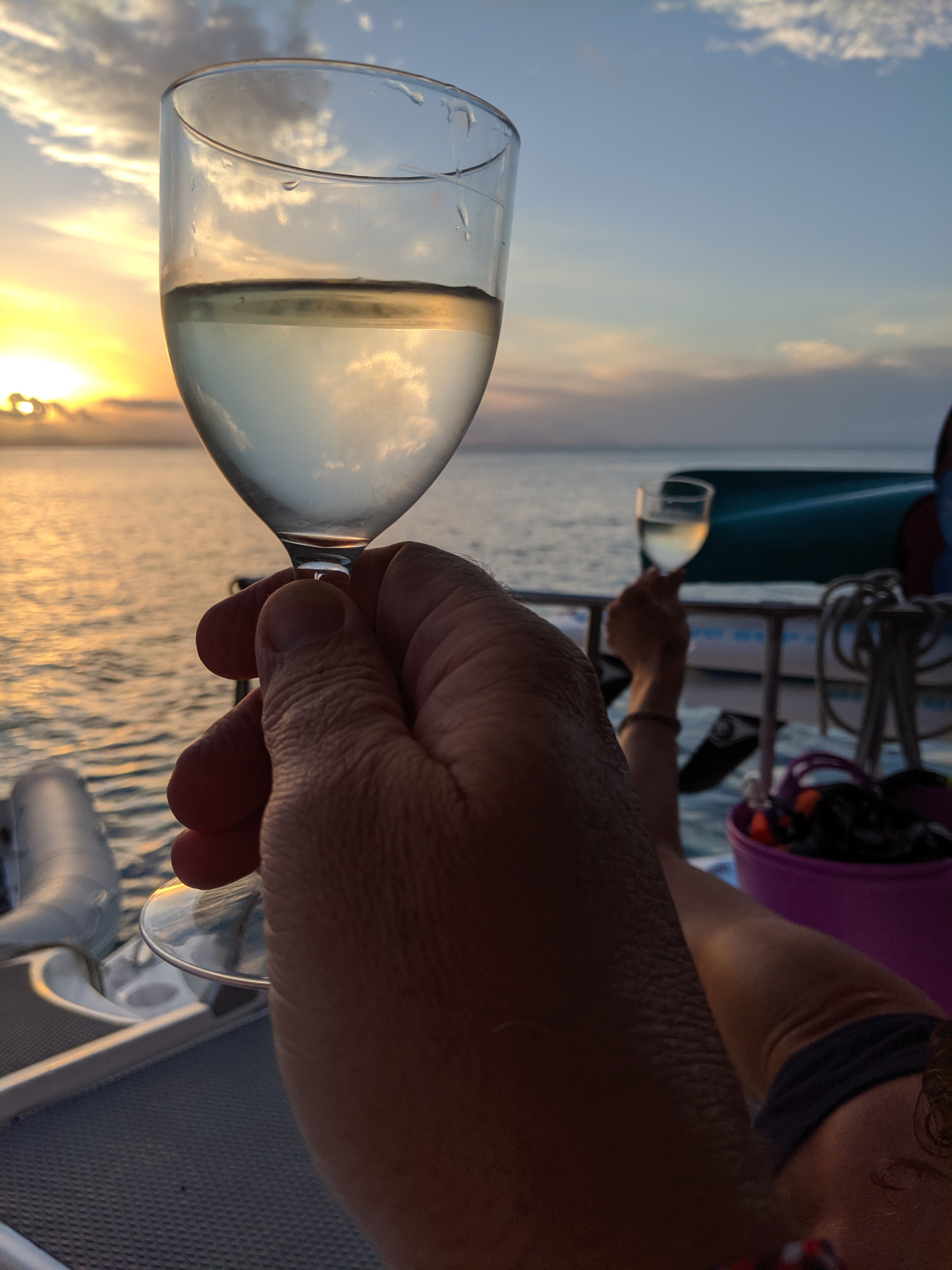 Sauvignon Blanc Sunset