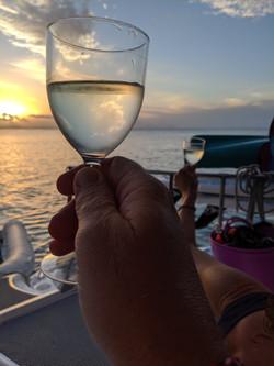 Sauvignon Blanc Sunset
