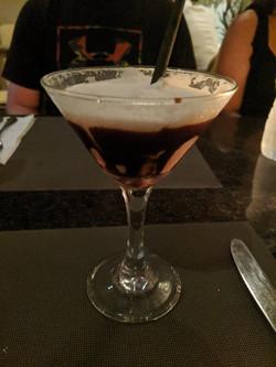 Tiramisu Martini