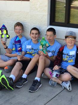 5th Grade Rockets