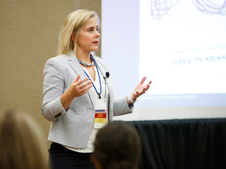 My IWL Impact Story: 10 Years of IWL Conferences -- From Attendee to Board Chair
