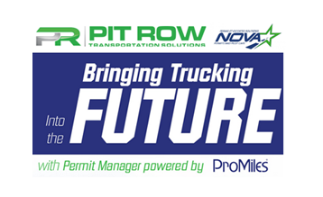 Pit Row Transportation Solutions Permit Manager featured in Business in Focus March 2020
