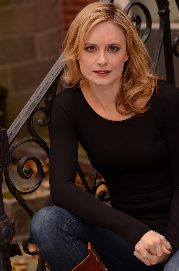 Rebecca Brooksher Headshot