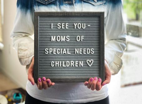 I See You: Moms of Special Needs Children