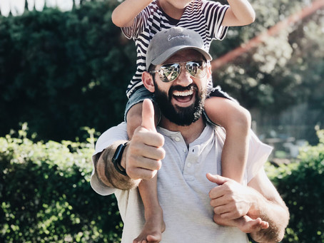 Father's Day: Why Special Needs Dads Need Extra Celebrating