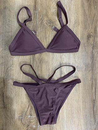 Zaful Midnight Bikini