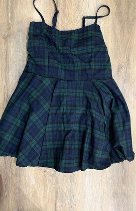 Chekered Skater Dress