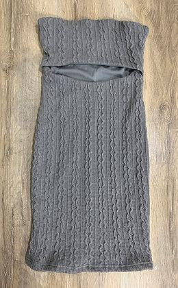 Knitted Tube Dress