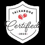 Talkabook Certified Logo.png
