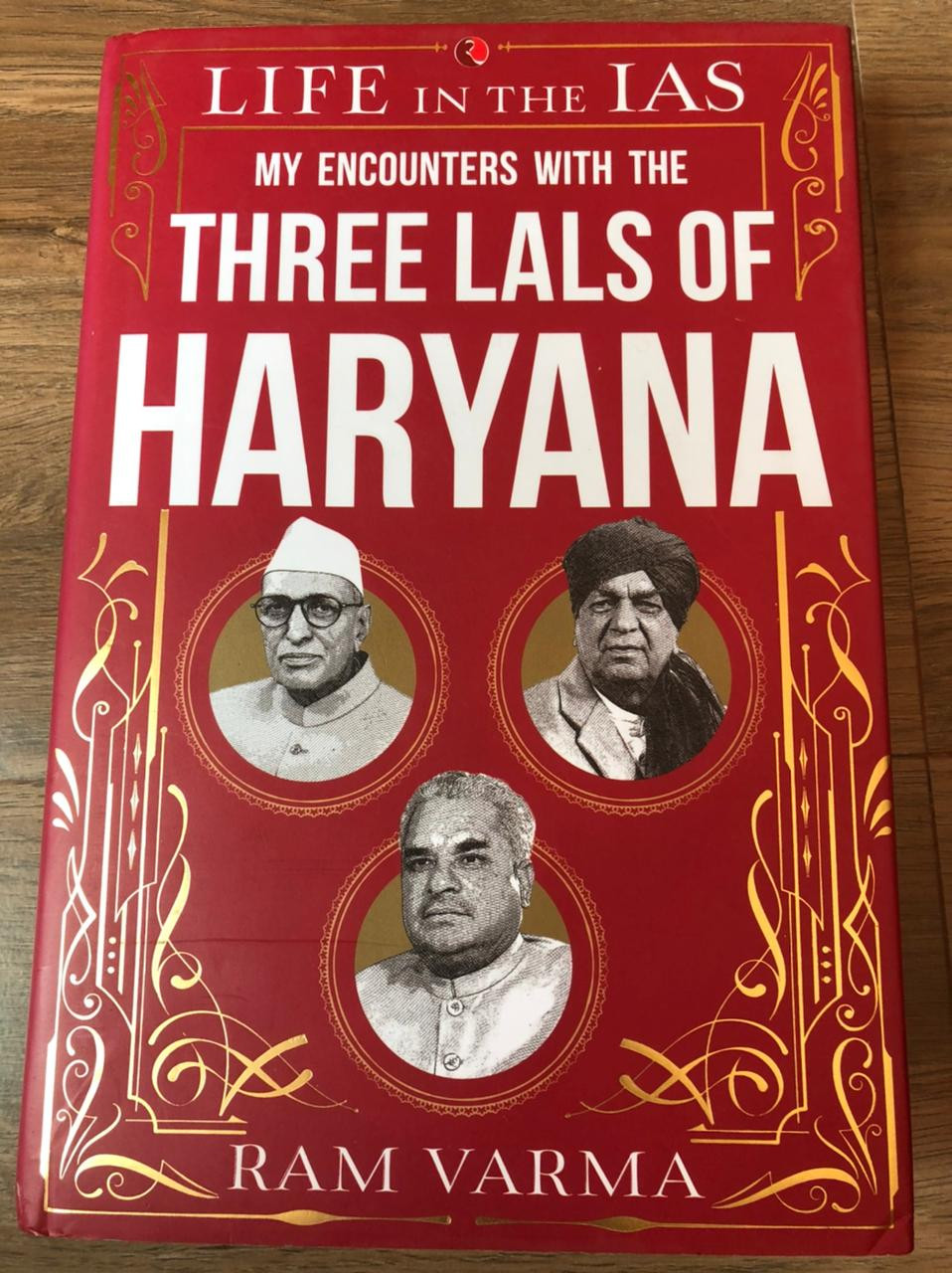 My Encounters With Three Lals Of Haryana