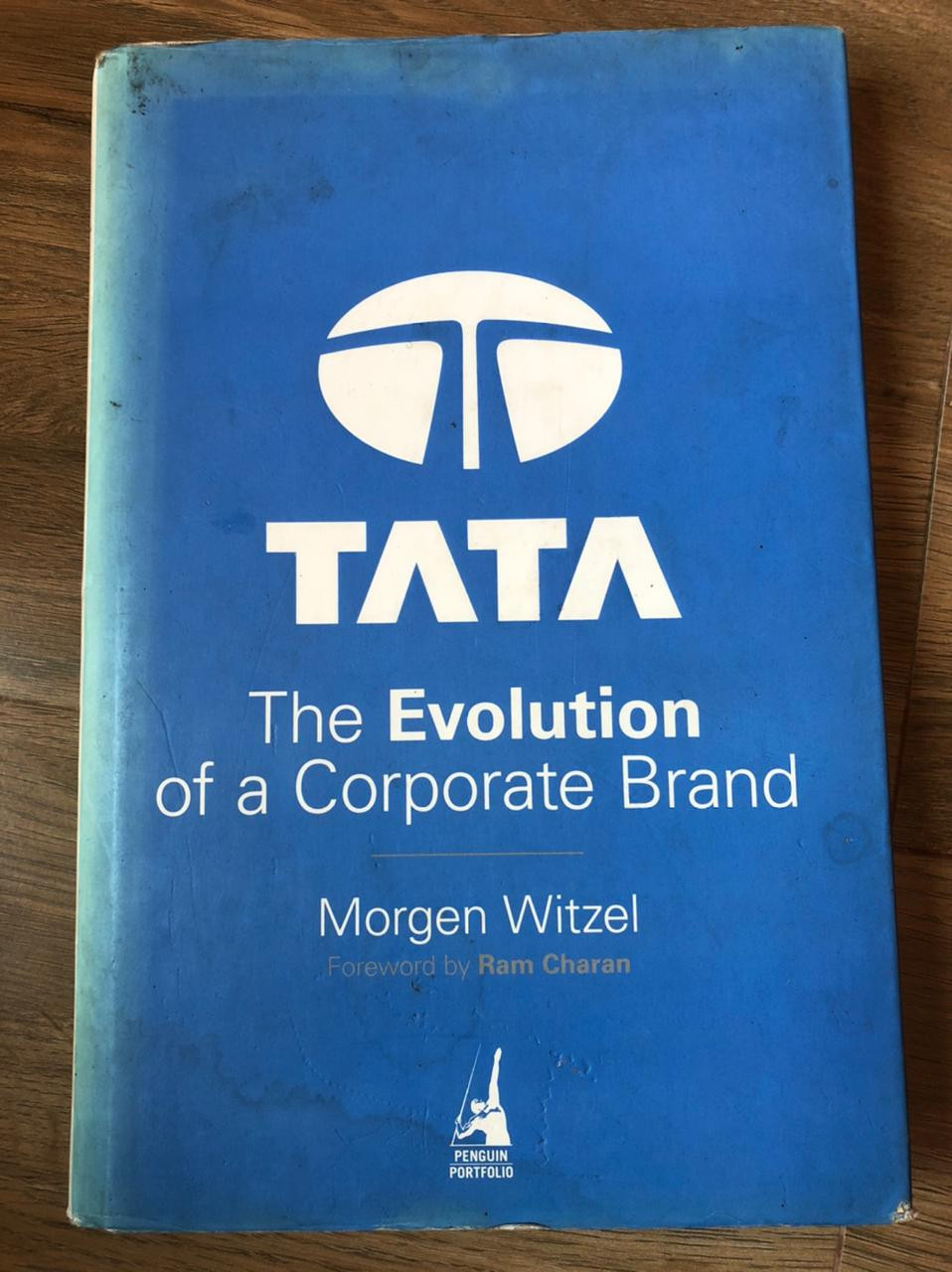 TATA - The Evolution Of A Corporate Brand
