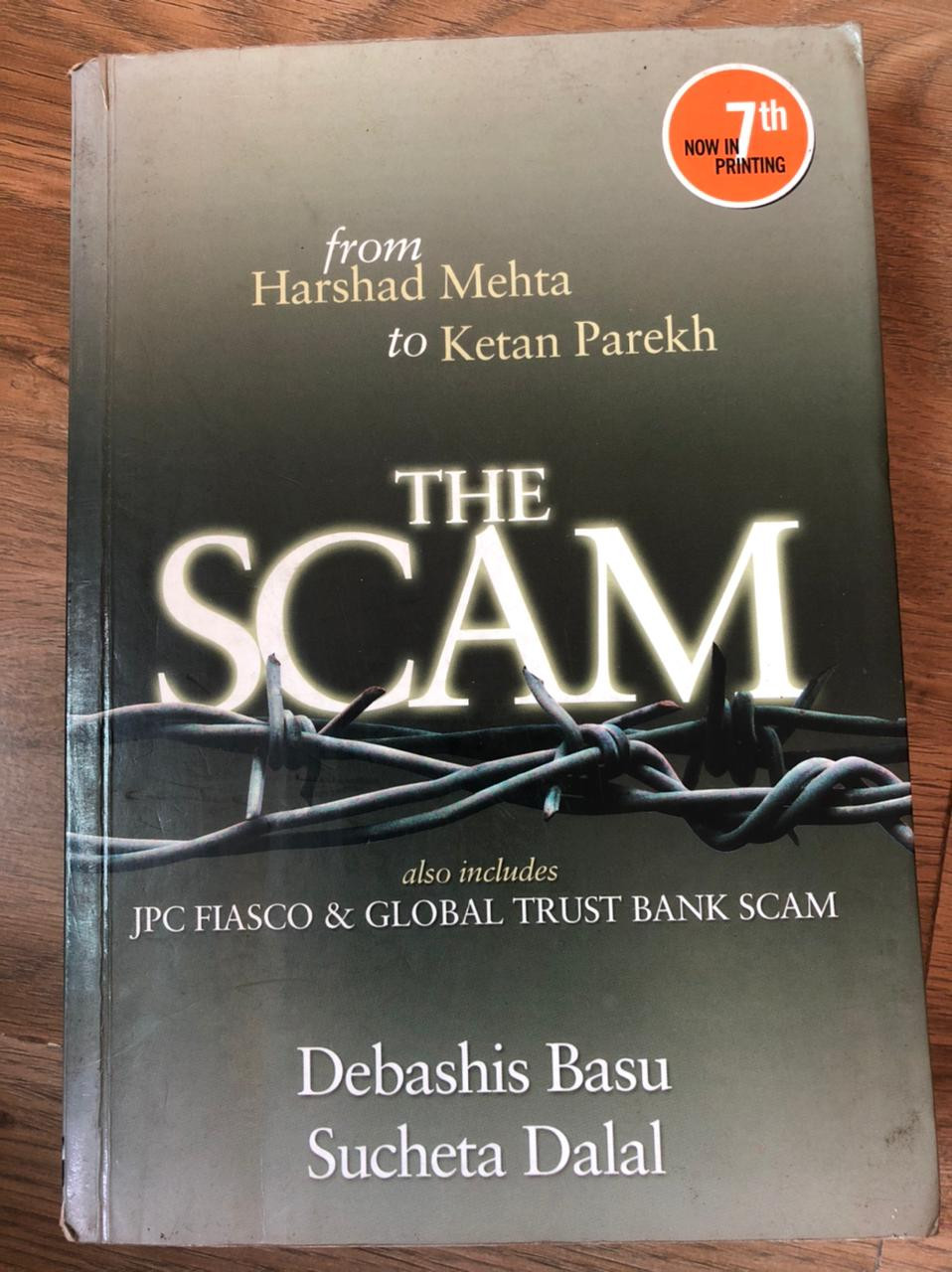 The Scam - From Harshad Mehta To Ketan Parekh