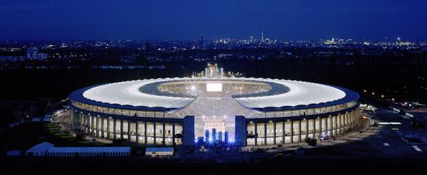 Olympiastadion Berin