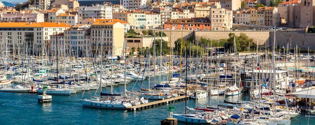 Marseille Docks