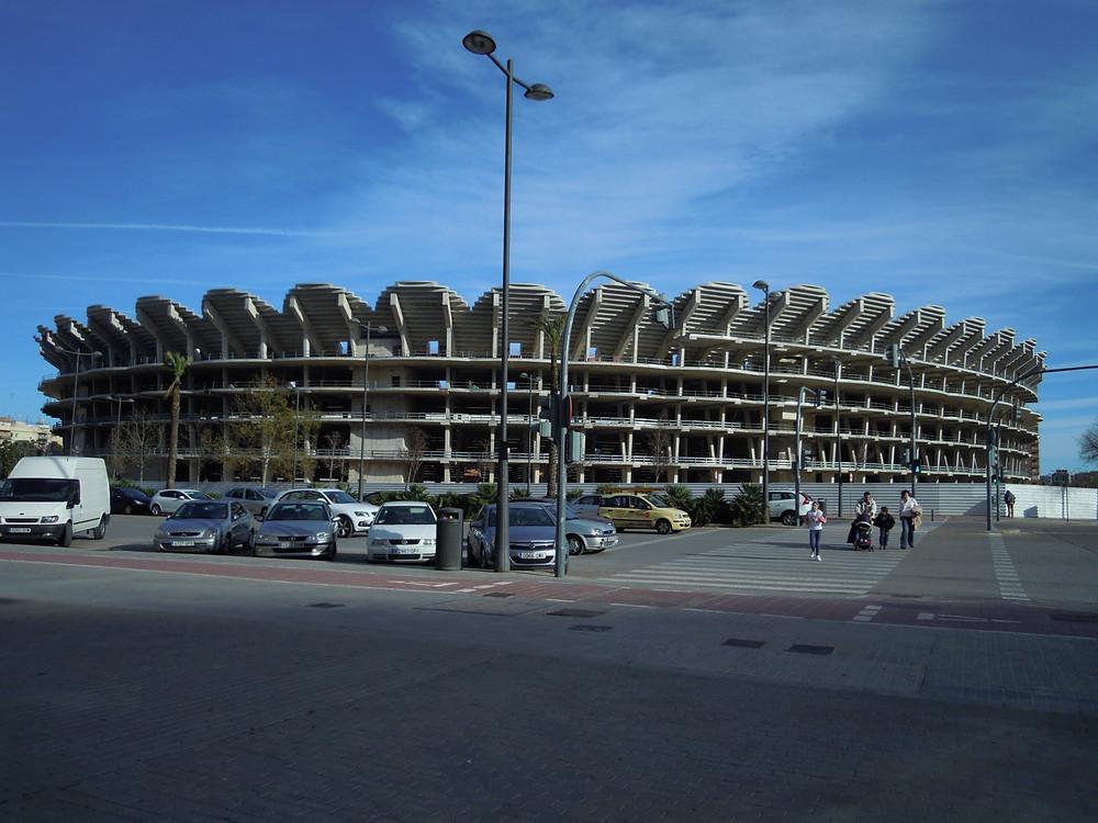 Nou Mestalla Valencia