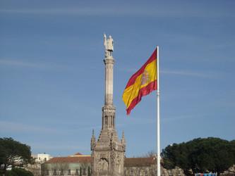 Madrid Plaza de Colon