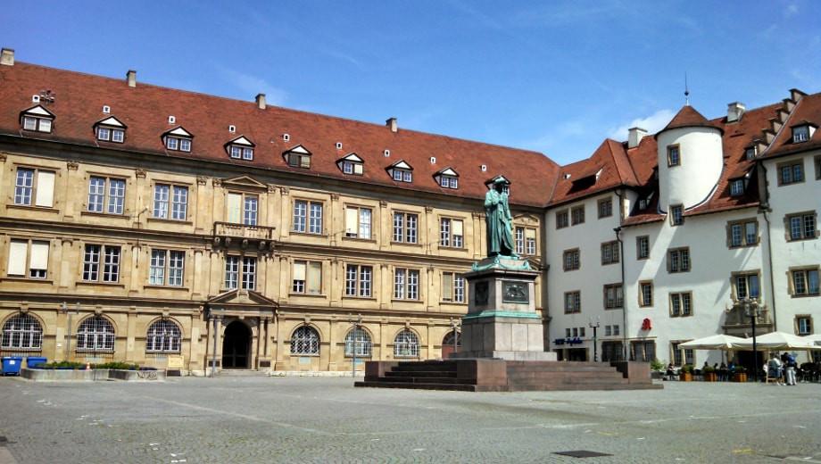 Stuttgart Old Town