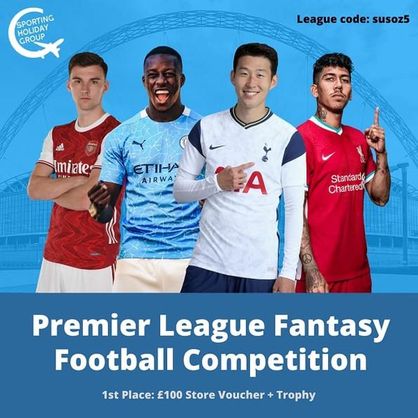 Premier League Fantasy Football Competit