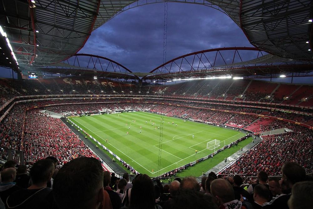 Estadio da Luz Night
