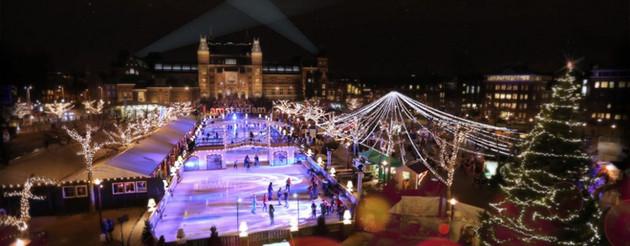 Amsteram Christmas Market