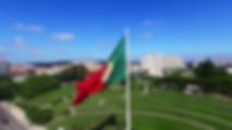 Portugal Flag Pole