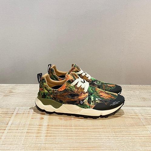 """Sneaker """"Pampas green multi"""""""