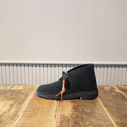 """""""Desert Boot"""" black"""