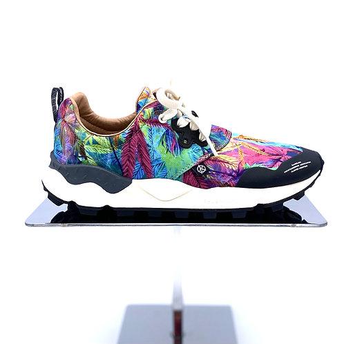 "Sneaker ""Pampas azure"""