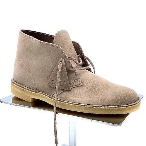 "Desert Boot ""mushroom suede"""