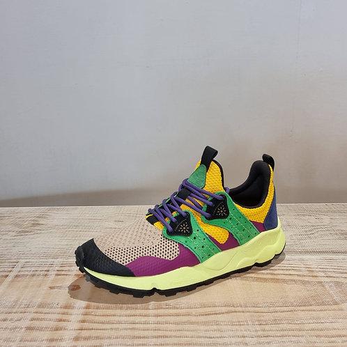"Sneaker ""Corax Fluo"""