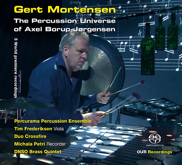 The Percussion Universe of Axel Borup-Jørgensen