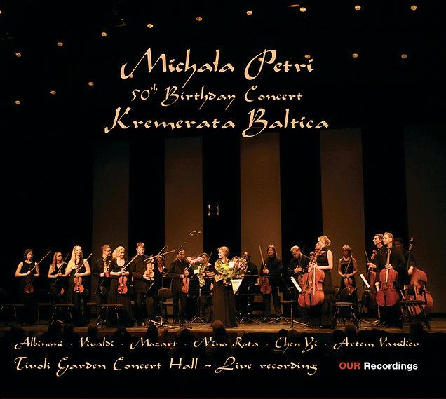 Michala Petri's 50th Birthday Concert