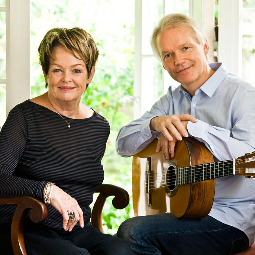 Lars Hannibal and Ghita Nørby