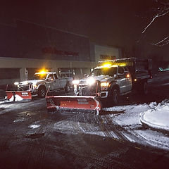 Snow Plowing Company Snow Removal Deicing Services  Emergency snow service 24/7 Snow Removal Contract Seasonal Contract Per Push Pricing Property Maintenance, Ridgewood NJ, Bergen County