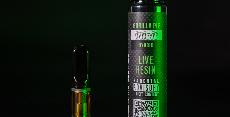 Live Resin - Gorilla Pie