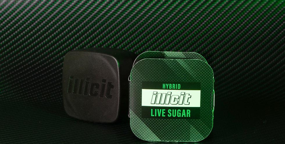 Concentrates - Live Sugar:Hybrid