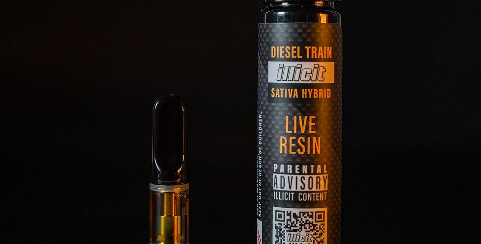 Live Resin - Diesel Train