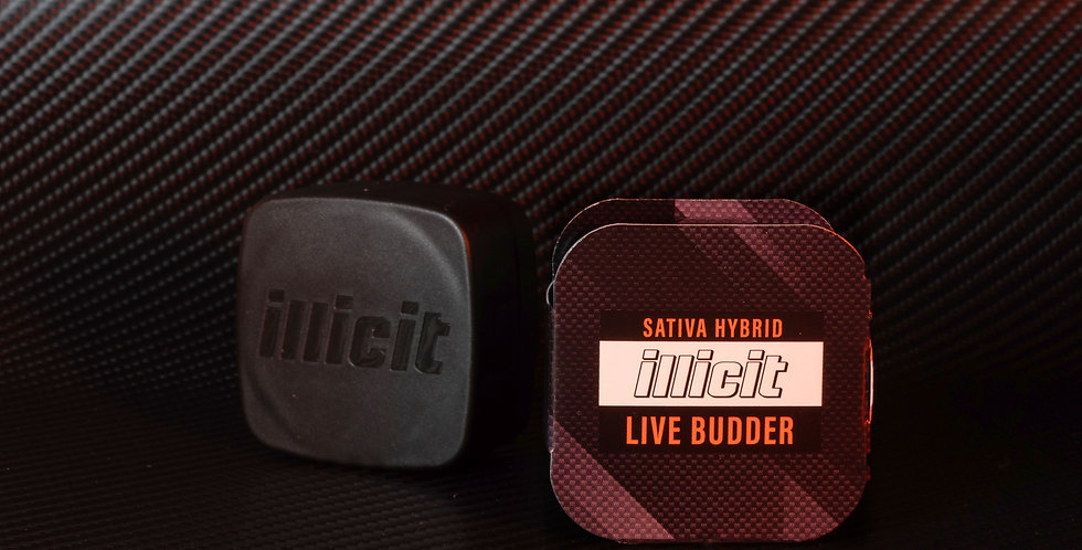 Concentrates - Live Budder: Sativa