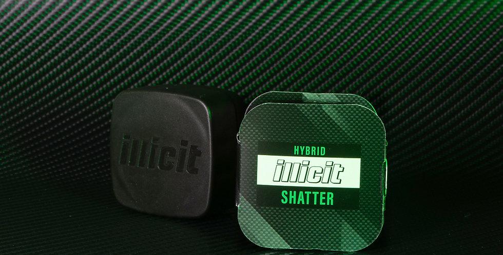 Concentrates - Shatter: Hybrid
