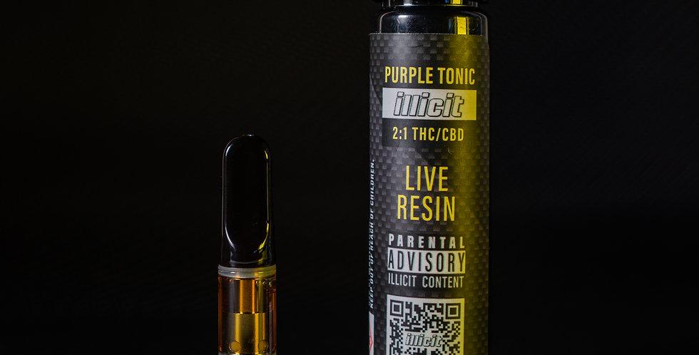 Live Resin - Purple Tonic