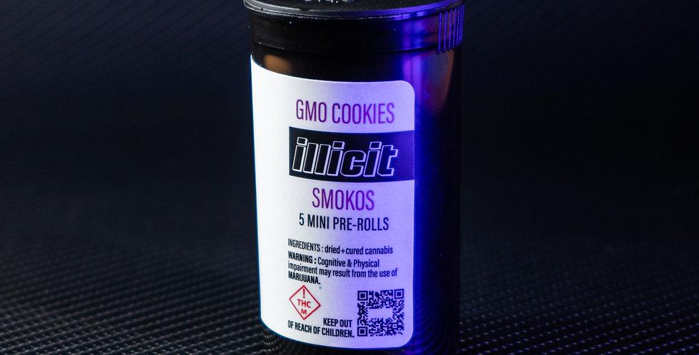 Smokos - GMO Cookies