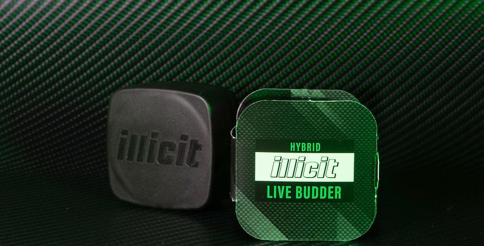Concentrates - Live Budder: Hybrid