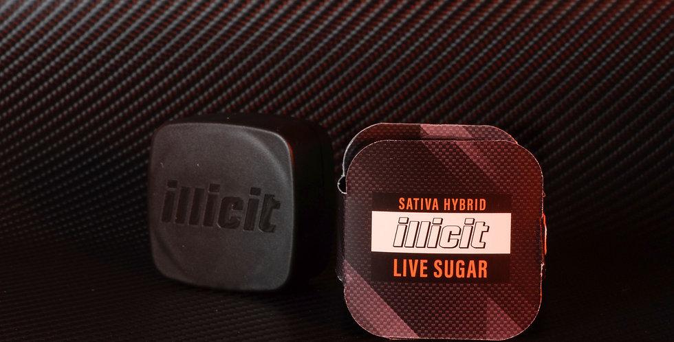 Concentrates - Live Sugar:Sativa