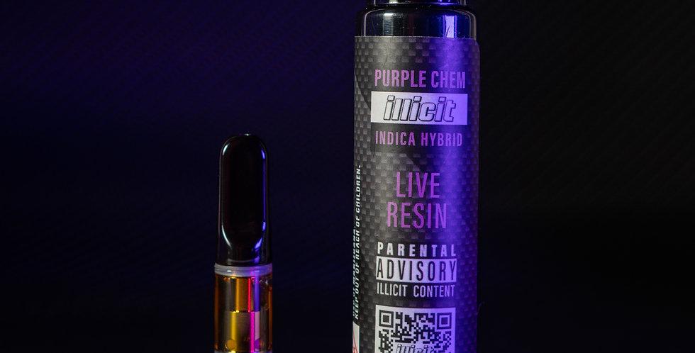 Live Resin - Purple Chem