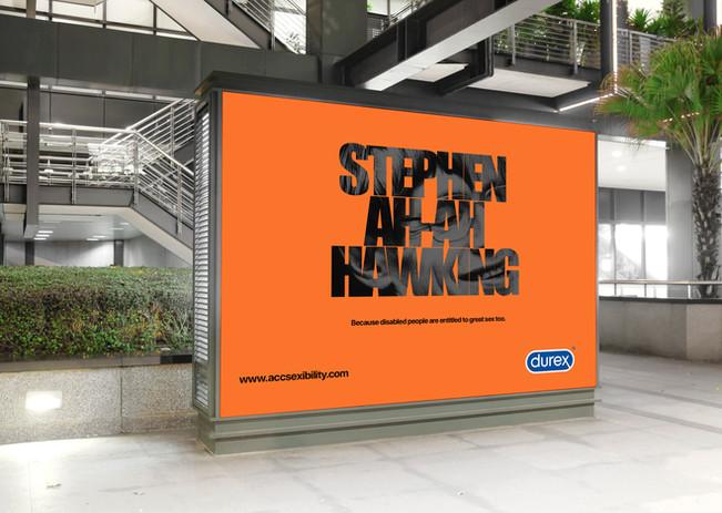 Stephen ah-ah- Hawking