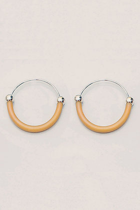 Surgical Tubing Earrings