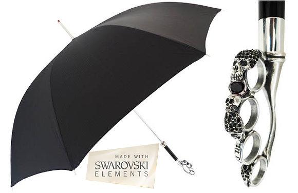 Ladies' Swarovski Knuckleduster Umbrella